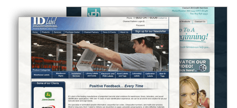 Bennington web design