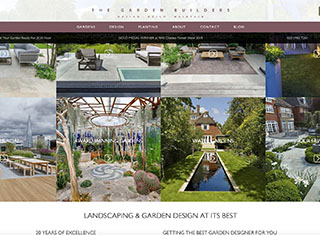 Best Landscaping Web Design Examples Landscaping Web Design