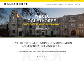 educational web design design example - Great Website Design Ideas