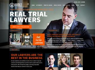 Best Lawyer Web Design examples   Lawyer Web Design design ideas ...