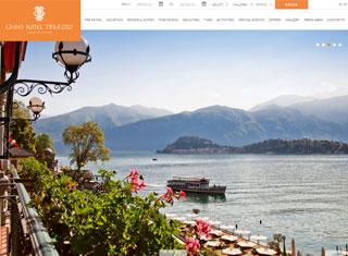 Hotel Web Design Design Example