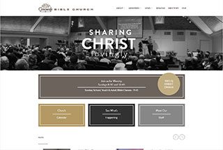 Church Website Design Ideas avada church wordpress theme church website design ideas Community Bible Church Omaha