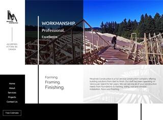 Best Contractor Web Design examples | Contractor Web Design design ...