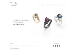 Best Jewelry Web Design examples   Jewelry Web Design design ideas ...