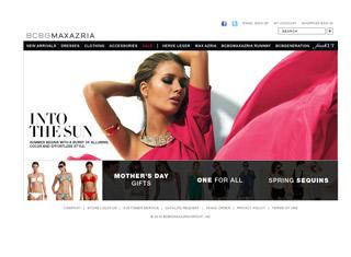 best clothing website design