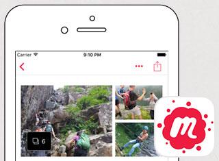 Social meetup apps
