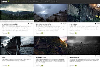 Best Photography Web Design examples | Photography Web Design design ...