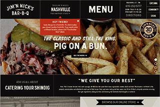 Best Restaurant Web Design examples | Restaurant Web Design design ...