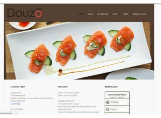 Best Restaurant Web Design Examples Restaurant Web Design Design