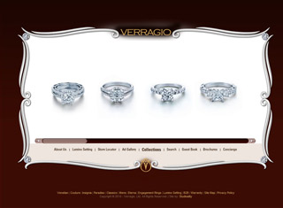 best jewellery website design