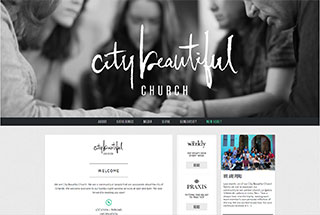 Church Website Design Ideas web design development image by the color experts international City Beautiful Church